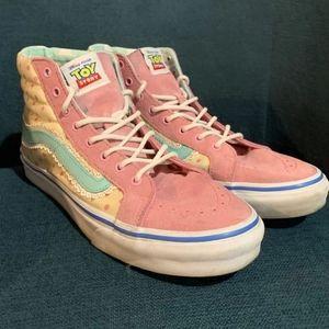 Disney Toy Story bo peep Vans shoes W5.5
